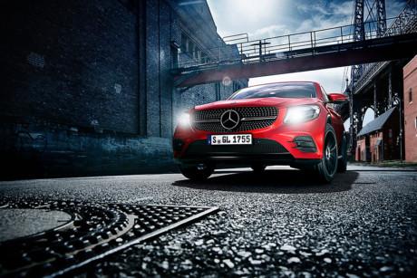 Mercedes Advert